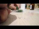 Автоматизация чистки въевшейся краски