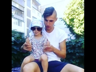 Чётко😂 дядя и племянница❤