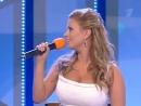 Очаровательная певица Анна Семенович и Сергей Лазарев отожгли на сцене!