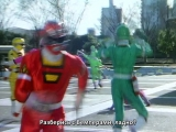[FRT Sora] Gekisou Sentai Carranger - 07 [480p] [SUB]