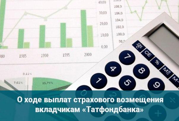 По состоянию на 9 января 2017 года 116 тыс. вкладчиков банка «#Татфонд
