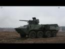 Точність вогню БТР 3ДА з бойовим модулем Штурм М