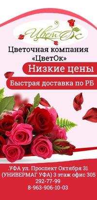 Цветы в уфе купить оптом