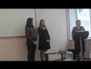 Конкурс Перо поэзии Член жюри Тамара Носова вручает диплом Бжании Елене ВидеоМИГ