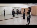 Открытый урок по восточным танцам Преподаватель Евгения Неворошкина