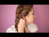 Hair Tutorial_ Romantic Fishtail Braid