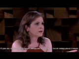 Marilia Gabriela entrevista - Drica Moraes - Марилия Габриэла берет интервью - Дрика Мораес