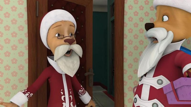 Барбоскины - 158 серия. Здравствуй, Дедушка Мороз!