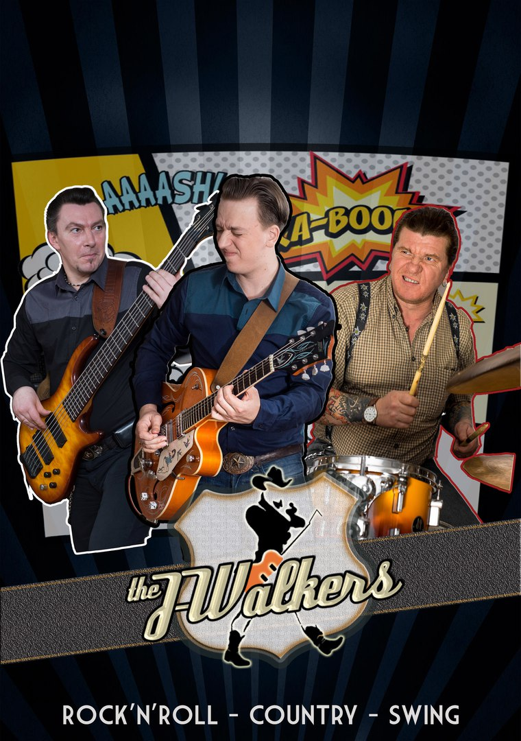 05.08 The J-Walkers в G.A.Blues Club