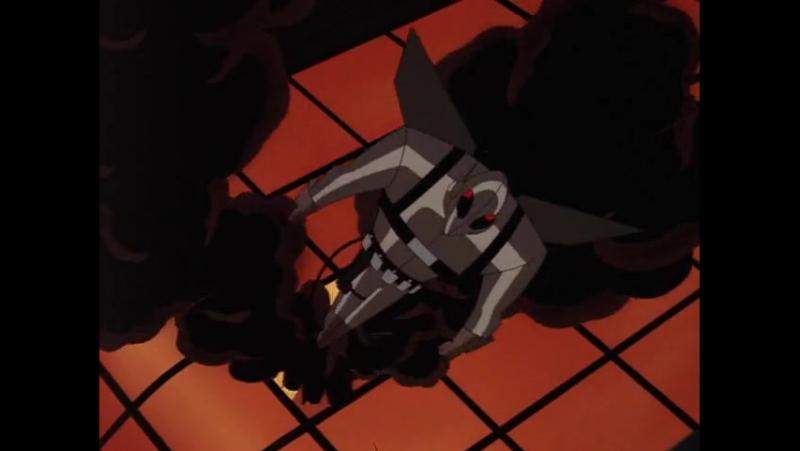 Бэтмен: Рыцари Готэма / Сезон 1 / Эпизод 12 / Пожар любви