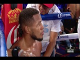 Sullivan Barrera vs. Paul Parker