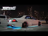 V.Cartel Presents LED Toyota Crown VIP Car Steve's POV