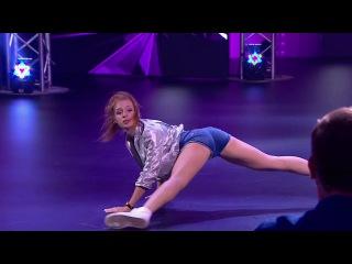 Танцы: Полина Дубкова (Childsplay - All Di Girls) (сезон 3, серия 3)