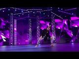 Танцы Юлия Коробейникова (Dj Fashionista - All Eyez on Me) (сезон 3, серия 3)