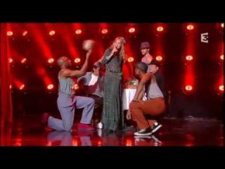 Arielle Dombasle - Porque Te Vas (Tous Vos Amis Sont Là Michèle Bernier) 14/03/11 [alex]