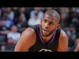 Chris Paul Out 6-8 Weeks with Thumb Injury  LA Clippers  Jan 17, 2017  2016-17 NBA Season