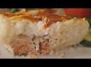 Рыбная запеканка с нежнейшим рисом Вкуснейший ужин за 40 минут