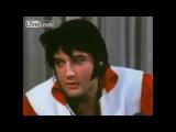 Элвис Пресли (Интервью на русском) Elvis Presley 27.02.1970