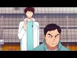 OH NO!  HAPPY BIRTHDAY TOORU OIKAWA