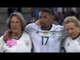 «Bonjour, EURO!» от 08.07.2016 (10:10) | Обзор матча Германия - Франция, включение из Марселя