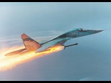 Multifunctional fighter Su-34.Frontale attack bomber, military subsonic aircraft Su-25