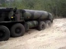 Heavy Expanded Mobility Tactical Truck HEMTT M978A2 diesel powered tactical truck U S Army's 8x8