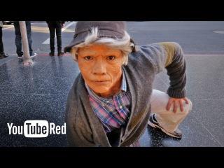 Grandpa BREAKDANCE Prank! | Broma Abuelo BREAKDANCE