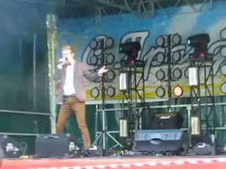 Алекс Зорин - Незнакомка (Live 08/07/16 Лысьва)