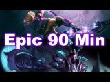 VP Ad Finem - 90 Min EPIC Longest Closest Game - TI6 EU Dota 2