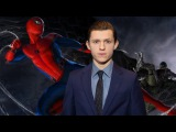 Tom Holland Talks Creating Spider-Mans Own World - Comic Con 2016