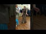 Диана танцует от души красавица цыганский танец