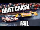 Drift Crash Fail Compilation - Japan Special ドリフトクラッシュ