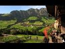 TIROL - Alpbach Urlaub im Sommer im schönsten Dorf Österreichs Alpbachtal - TYROL - AUSTRIA