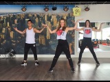 Sofia - Alvaro Soler - Watch on computerlaptop - Fitness Dance Choreography