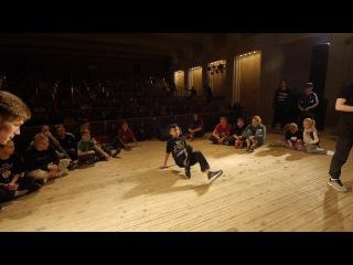 Егор Горин vs Kio vs Глазунов Роман (1/8 Hip -Hop PRO) || NOGI V RUKI 9 3/4