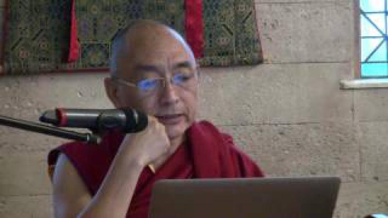 Геше Нгаванг Самтен. Путешествие традиции Наланды в современный мир через Тибет