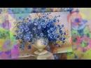 Я дарил голубые все цветы полевые