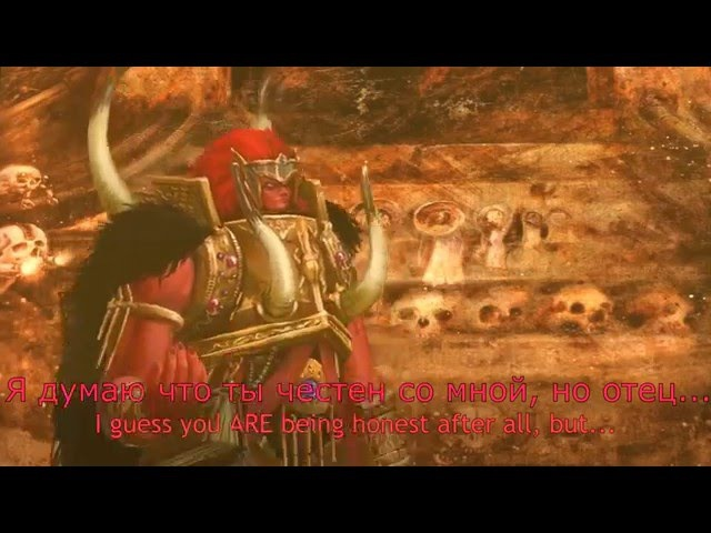 (Fordar) Если бы у Императора был преобразователь текста в речь.Эпизод 14. Величайши ...