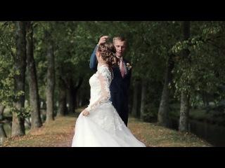 Свадебный танец. Евгений и Татьяна. 04 09 15.