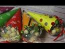 DIY / Сладкий подарок для детей / Торт из конфет