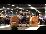 Arnold Strongman Classic 2017 Day 1 Yoke & Frame Carry