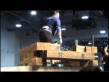 Arnold Strongman Classic 2011 - Timber Carry Full Recap