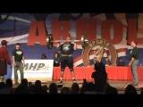 Arnold Strongman 2011 - Clips 9 to 25 - Apollon's Wheel - Deadlift