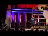 Arnold Strongman Classic 2011 242 Pound Circus Dumbbell