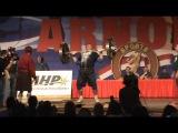 Arnold Strongman 2011 - Clips 1 to 8 - Apollon's Wheel - Deadlift