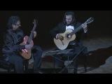 """Artyom Dervoed & Aniello Desiderio playing Lo Que Vendrá by Piazzolla @ """"Guitar Virtuosos"""" 2015"""