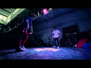 Robs-One vs Bobs | 1/4 | Red Bull BC One Rostov-On-Don Cypher 2014