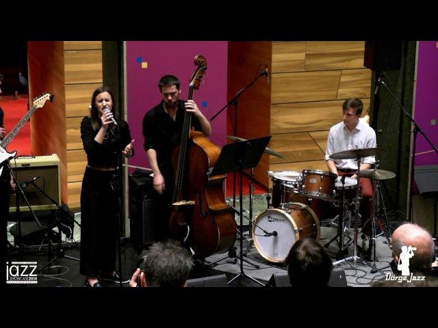 Horváth Cintia Dénes Ábel Duó MÜPA Jazz Showcase 2017. 02. 04.