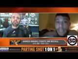 Джаред Брукс о предстоящем поединке с Йеном Макколлом и подписании контракта с UFC