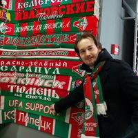 Максим Кривенков